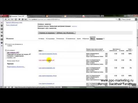 Как правильно настроить свою рекламу в Яндекс Директ