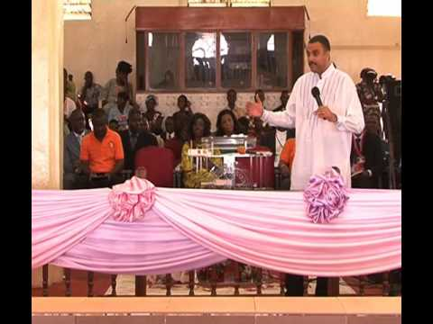 HEALING JESUS PASTORS' CONFERENCE, FREETOWN, CHURCH GROWTH AND A BURNING DESIRE