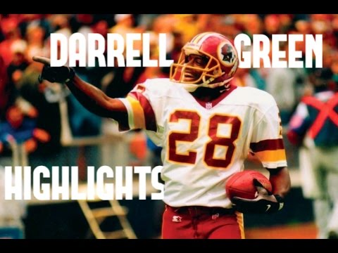 "Darrell Green Highlights || ""Ageless Wonder"" ᴴᴰ 