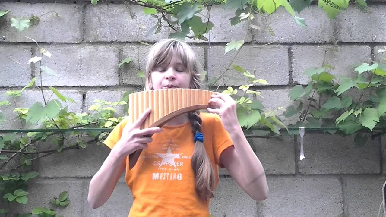 Hora c2-c3 - пан-флейта, 8 трубок, сопрано в интернет магазине