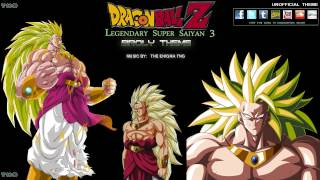 Dragon Ball Z - Unofficial Super Saiyan 3 Broly Theme (The Enigma TNG)