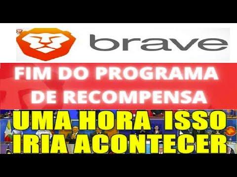 [ Lembrete de Brave ] Encerramento do Programa de Referência | Brave Referral Program | Home Office