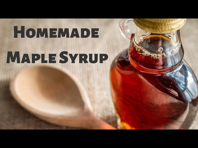 Maple Syrup (Pancakes & Waffles