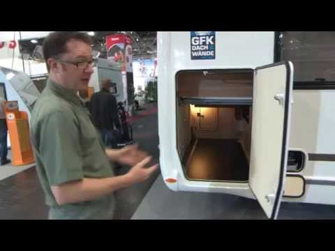 Practical Motorhome reviews the 2015 Chausson Welcome 728 EB