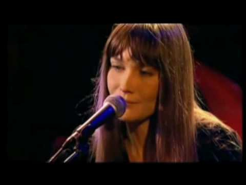 Carla Bruni - Nobody Knows You When You're Down And Out