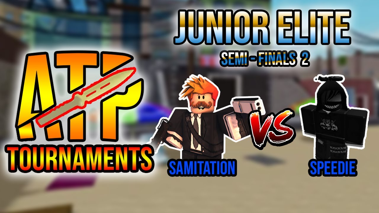 Sam VS Speedie | Junior-Elite Tournament Semi-final 2 (S1) | ATP Tournaments (Sam's POV)