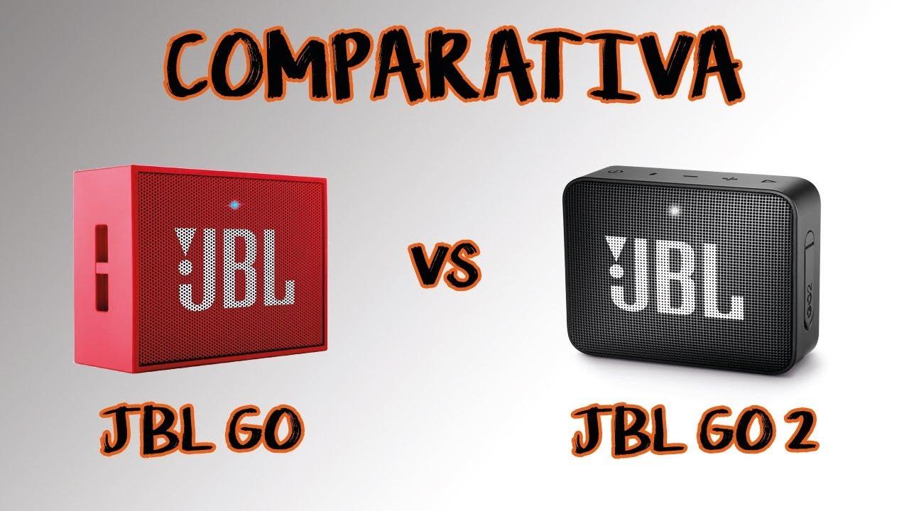 Análisis altavoz JBL GO 2