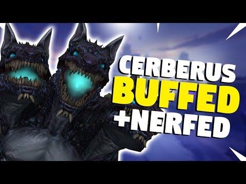 SMITE Cerberus: Buffs, Extra Nerfs & Hidden Targeter Changes - Balanced?