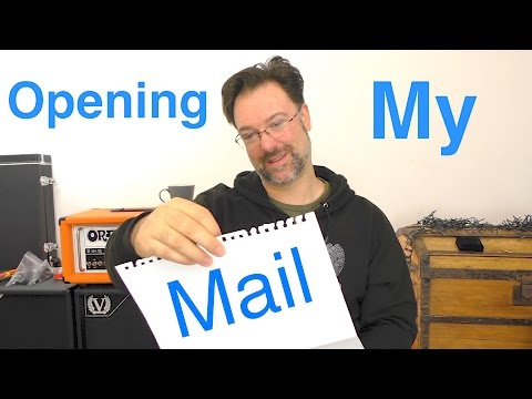Mail Time With Chappers