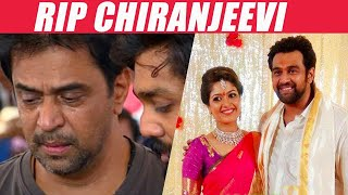 Who is Chiranjeevi Sarja & his relationship with Arjun | RIP Chiranjeevi