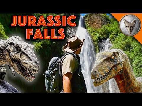 Thumbnail: Welcome to JURASSIC FALLS!