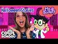 🧟THE SPOOKY STORY OF FRANKENSTEIN! Pt 2 🧟 Halloween Stories for Kids   Ms. Booksy Bedtime Stories