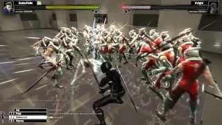 30 Bots In Blade Symphony