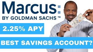 Marcus By Goldman Sachs (REVIEW): Best High Yield Savings Account?