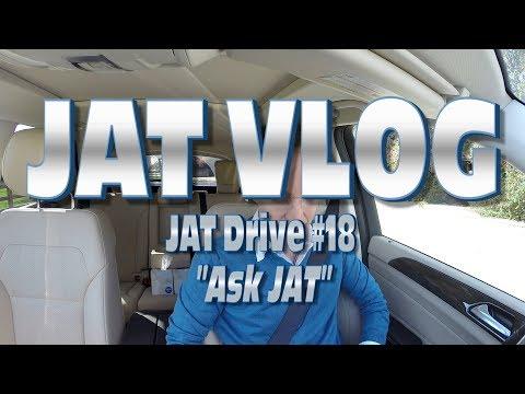 JAT Drive #18:  Ask JAT