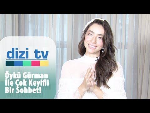 Öykü Gürman ile keyifli bir sohbet! - Dizi Tv 612. Bölüm