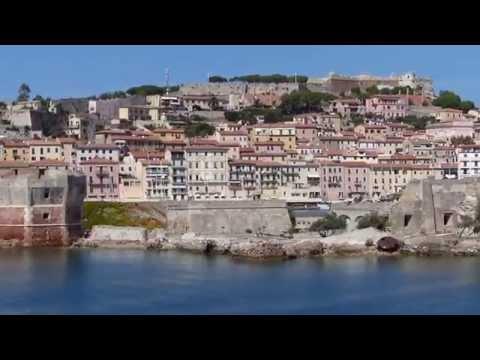 Insel Elba TV IMPRESSIONEN: Abfahrt von Elba nach Piombino