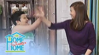 Home Sweetie Home: How to escape chores?
