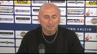 Foligno-Poggibonsi 1-2 Serie D