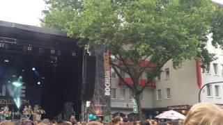 Von Wegen Lisbeth - Komm mal rüber bitte - Live @ Bochum Total 2016