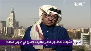 عودة المسرح المدرسي إلى الحياة في #السعودية