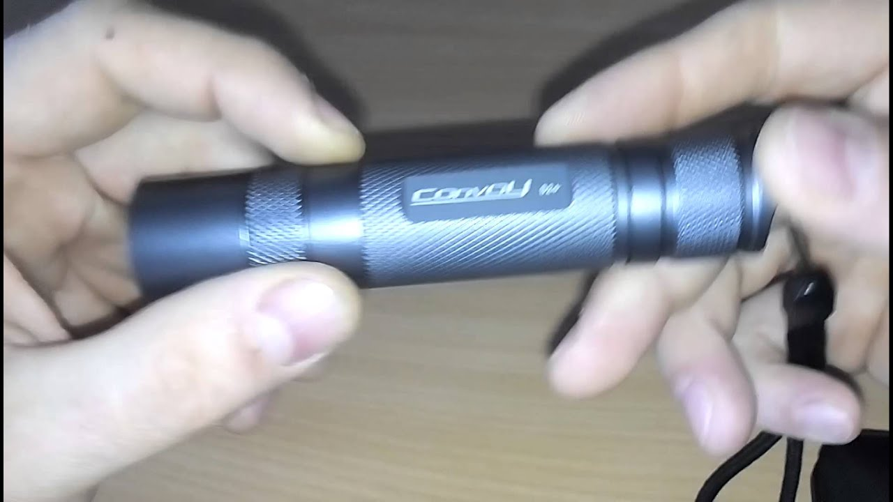 Olight M22 Warrior 950 Lumen Flashlight Quick Review - YouTube