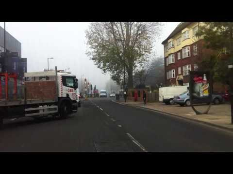 London streets (263.) - Camberwell (SE5) - London Bridge - Lime street (EC3)