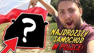 NAJDROŻSZY SAMOCHÓD W POLSCE !! *Nie ogladaj*