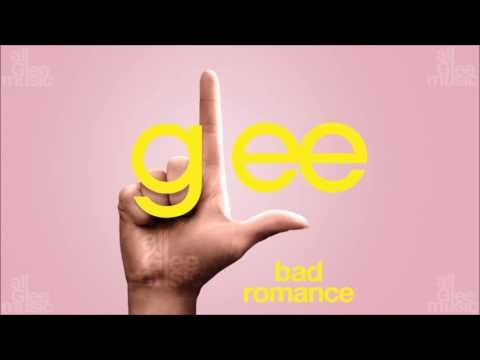 Bad Romance | Glee [HD FULL STUDIO]