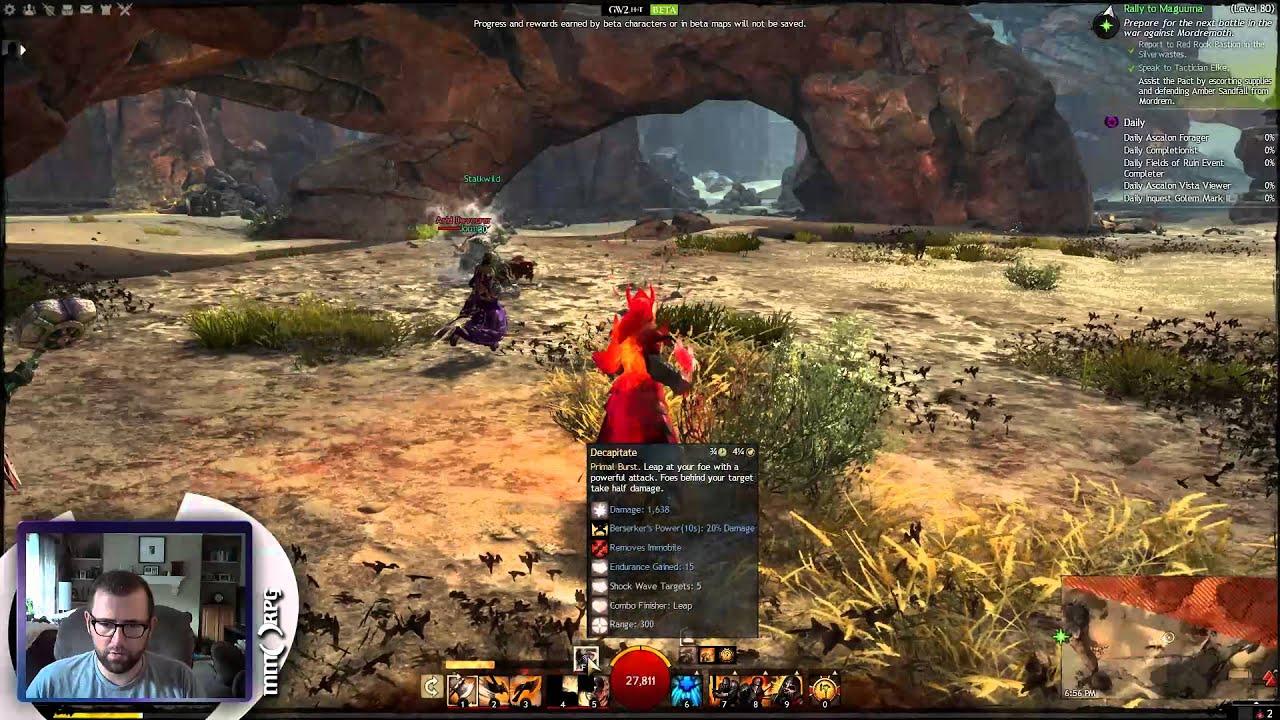 How to get berserker gear gw2