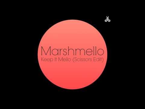 Marshmello Ft. Omar LinX - Keep It Mello (Scissors Edit)