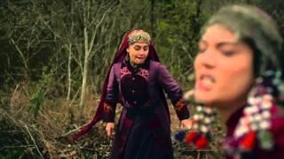 52 Bölüm   Selcan Aytolun Halime ve Goncagül'ün Aksiyon Sahnesi