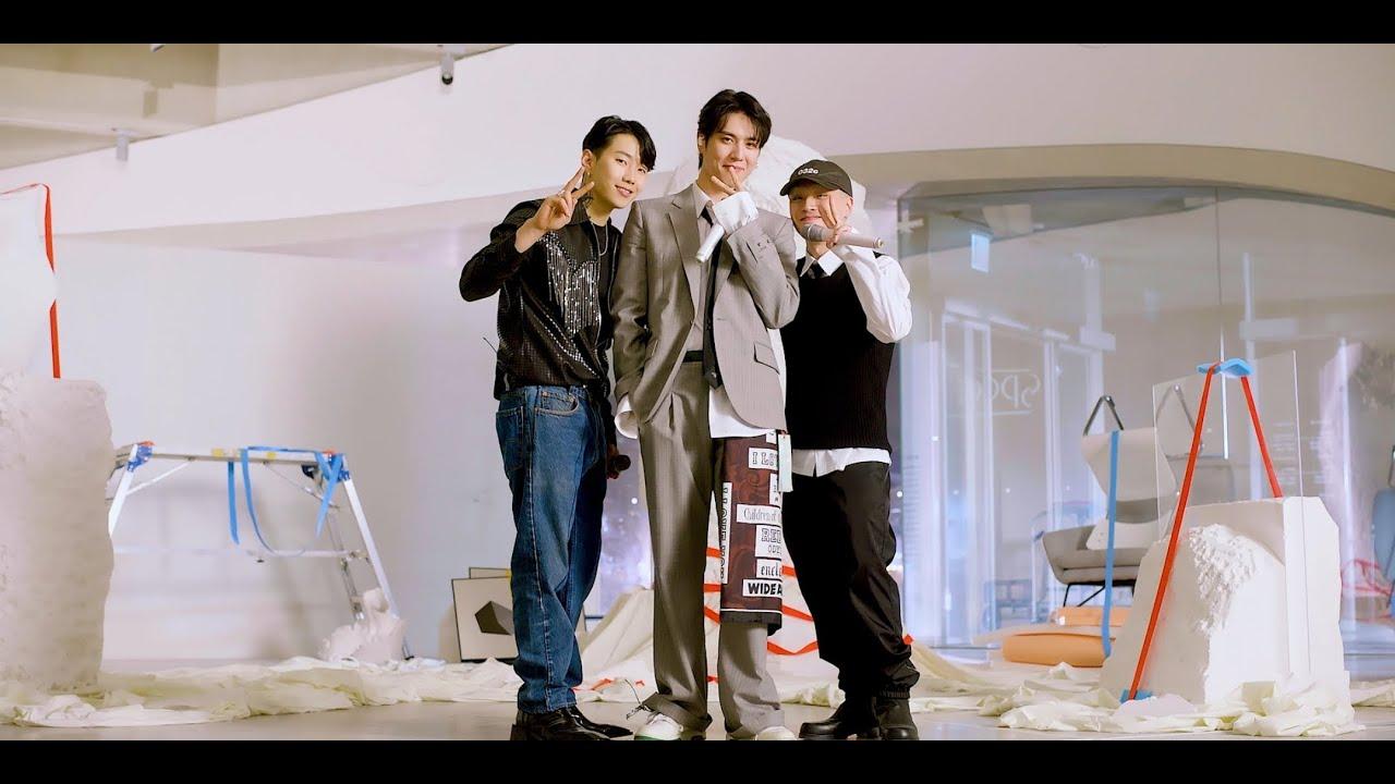 유겸 (YUGYEOM) - 'Love The Way (Feat. 박재범 & 펀치넬로)' Official Live [ENG/CHN]