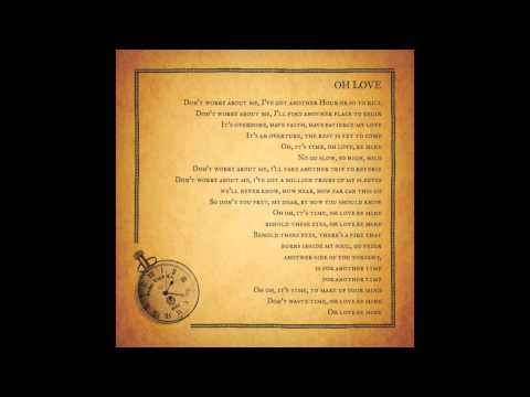 Prateek Kuhad - Oh Love | Official Audio