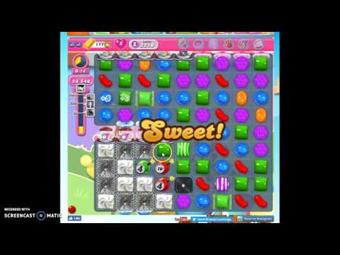 Candy Crush Level 2210 help w/audio tips, hints, tricks