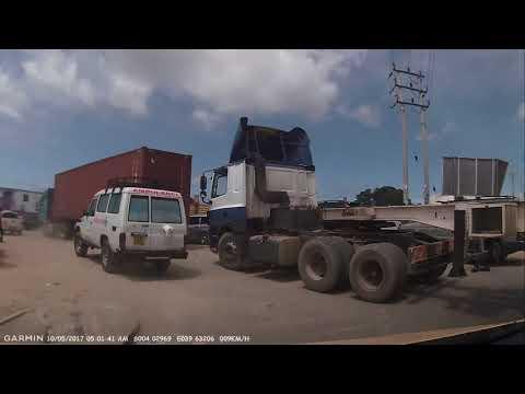 Mombasa Airport To Mtwapa, Kenya