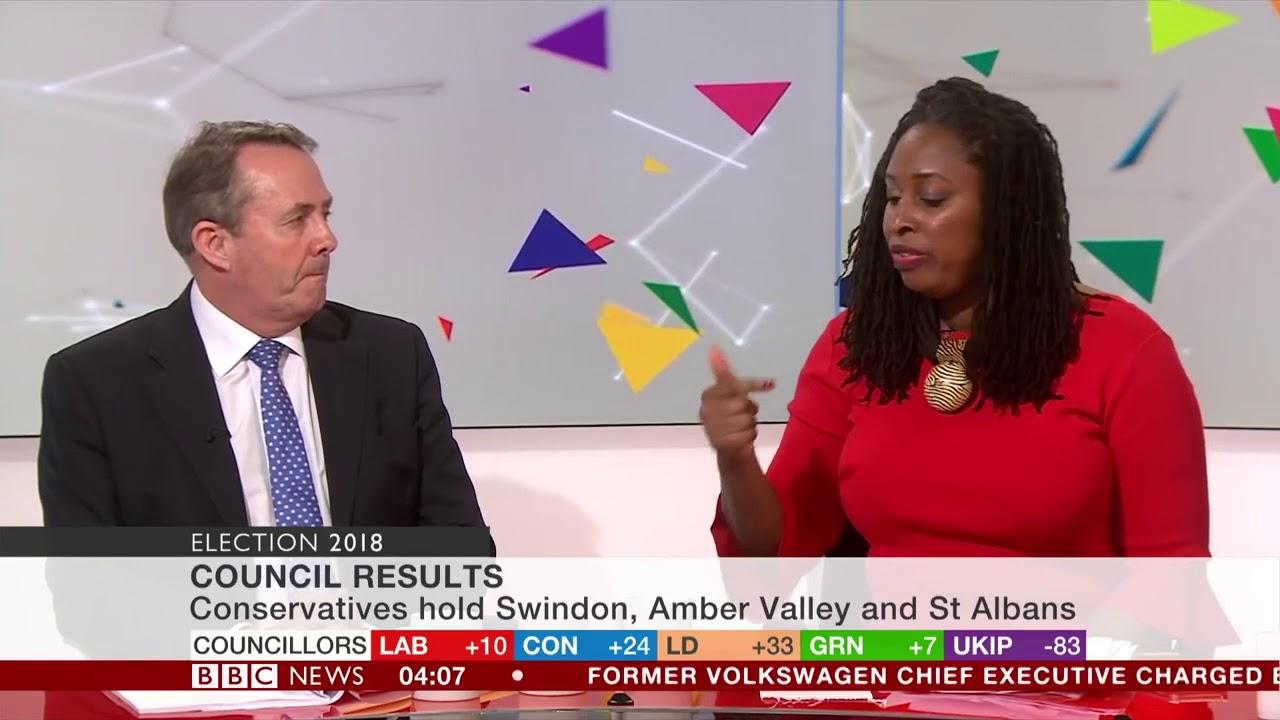 Download Dawn Butler BBC News Election Night