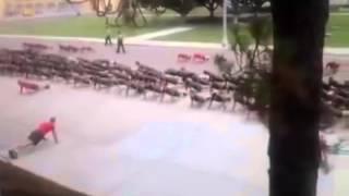 United States Marine Corps Push-Up Cadence