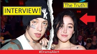 Lil Xan INTERVIEW! about Noah Cyrus BREAKUP! #DramaAlert Logan Paul & Chloe Bennet BREAK UP!