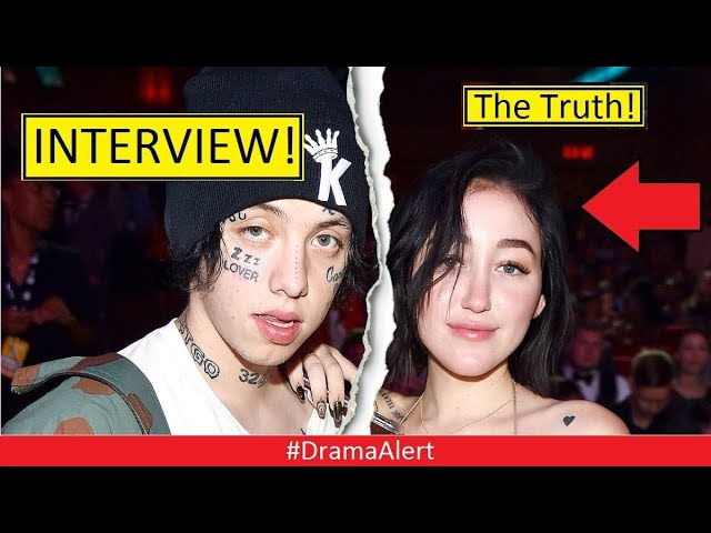 lil-xan-interview-about-noah-cyrus-breakup-dramaalert-logan-paul-chloe-bennet-break-up