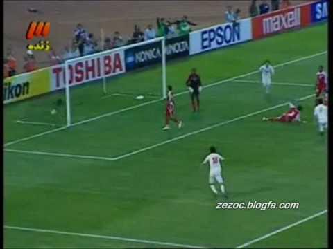 iran uae karimi goal