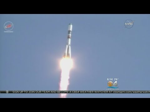 Supply Ship Headed To Space Station
