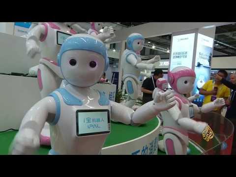 هذا  الصباح-الروبوتات تواصل زحفها على الوظائف البشرية  - 11:22-2018 / 8 / 19