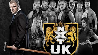 How WWE Were Destined To Damage British Wrestling With NXT UK