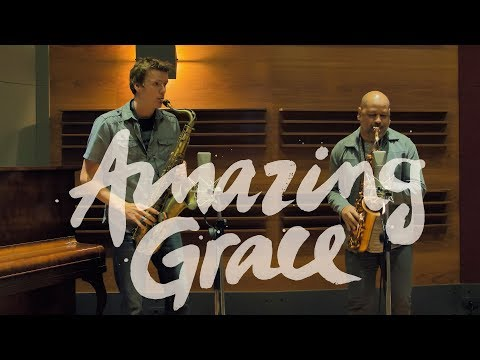 🎷 Amazing Grace - Derek Brown and Angelo Torres 🎷