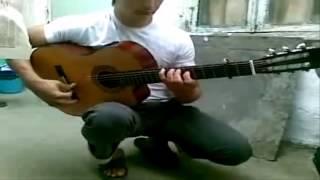 Суперская игра на гитаре