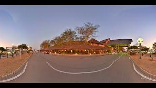 Kruger Mpumalanga International Airport , Virtual Reality 360 VR Tour