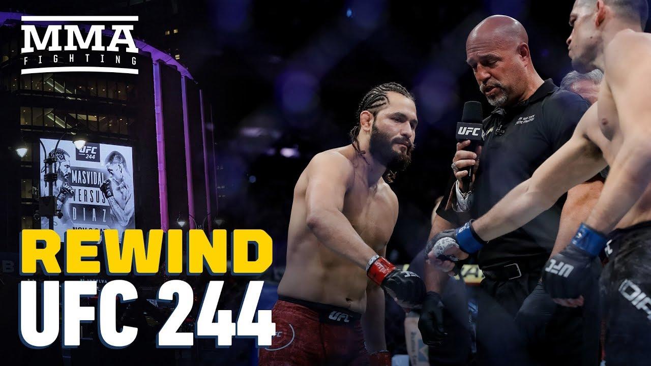 Rewind: UFC 244 Edition - MMA Fighting