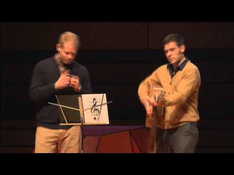 How To Musicalize Your Mental Health | Chris Trimmer & Richard Tyo | TEDxQueensU