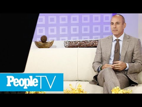 Ex-Today Staffer Says Matt Lauer Cheated On Wife: He 'Took Advantage Of His Power' | PeopleTV